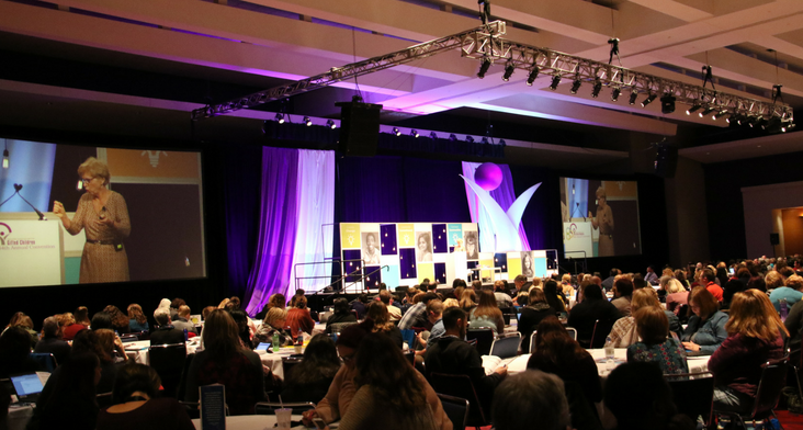 General Session at NAGC Convention