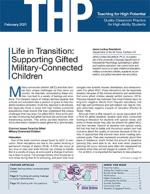Cover of February 2021 THP