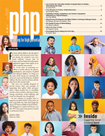 Cover with pictures of children with different emotions